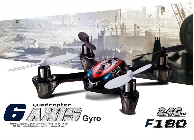 JJRC RC Quadcopter F180 Mini Toy 2.4G 4CH 6-axis Gyro