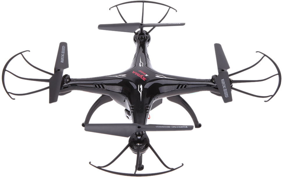 Syma Quadcopter Camera FPV X5SC 2.4G 6-Axis 3D Eversion
