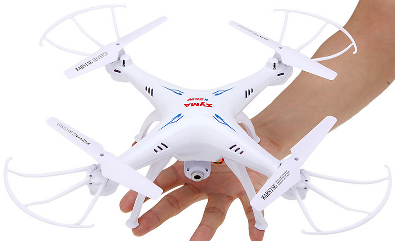 Syma Quadcopter X55W 4CH 2.4G 6-axis Gyro Wifi 0.3MP Camera