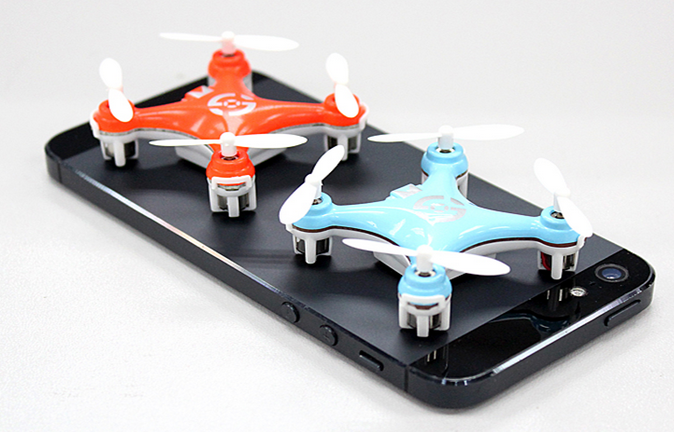 Cheerson Mini RC CX-10 2.4G 6 Axis LED RC Quadcopter