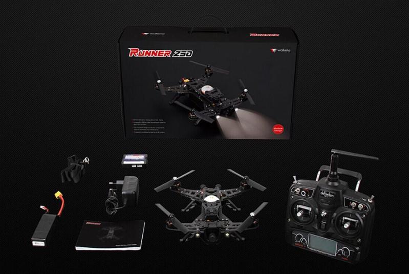 RC Quadcopter Walkera