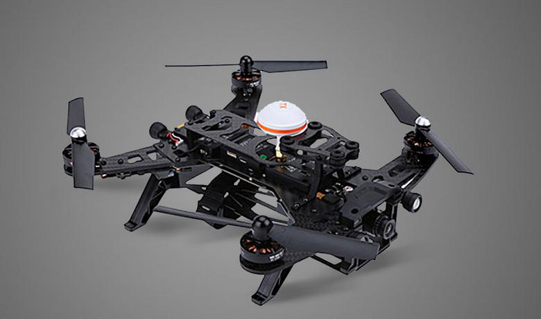 RC Quadcopter Walkera Runner 250 RTF HD Camera