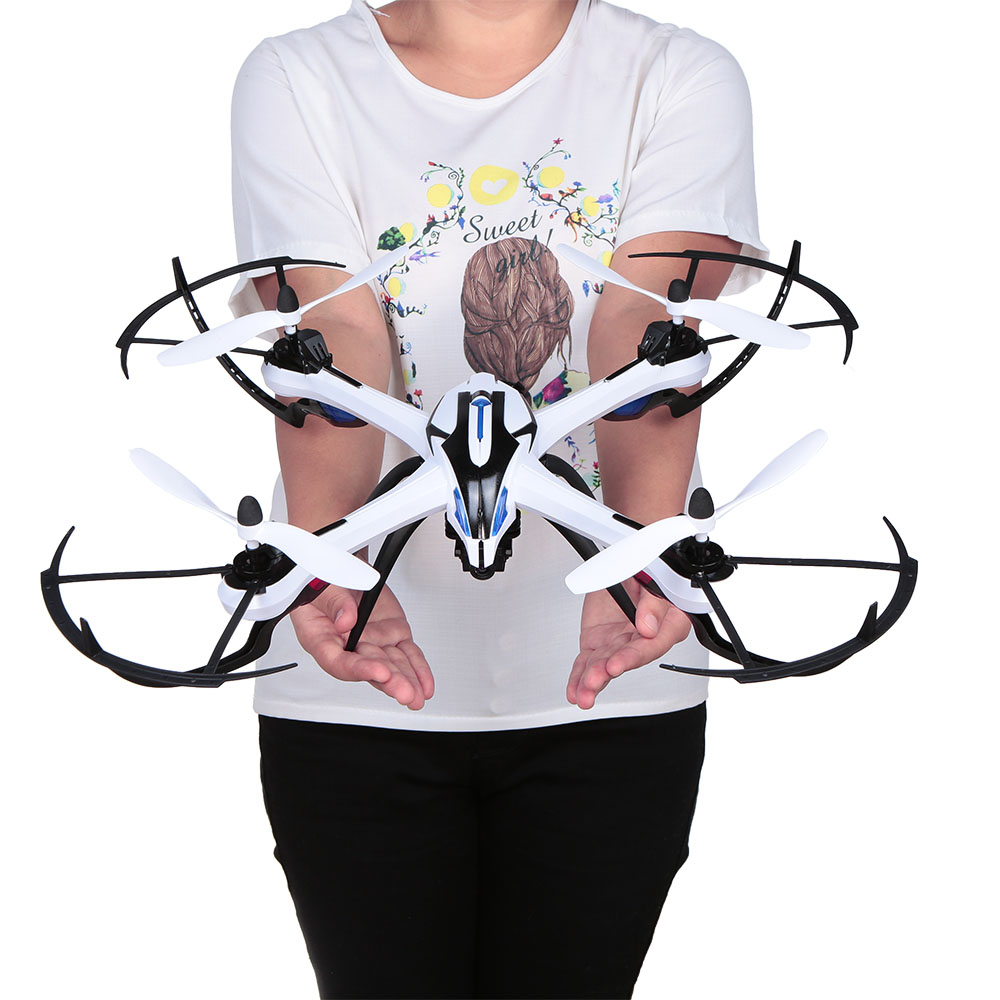 JJRC Quadcopter Camera 2.4G 6-Axis RTF  5.0MP