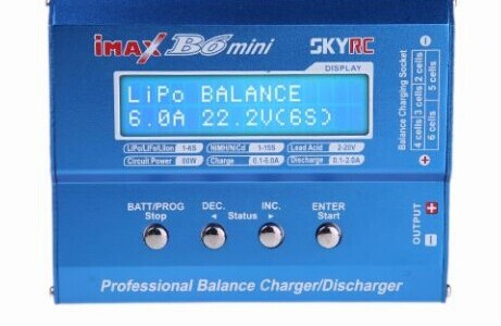 Balance Charger SKYRC® iMAX RC Battery Charging Warranty