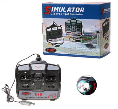 Flight Simulator 6 Channels RC Helicopter FREE Delivery