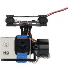 Camera gimbal for RC quadcopter FPV CNC FREE Delivery